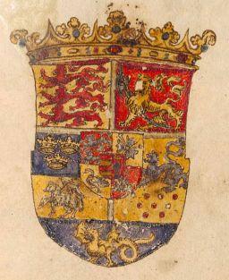 huy-hieu-cua-christian-IV-nam-1594