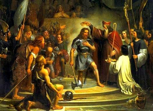 clovis-I-baptism