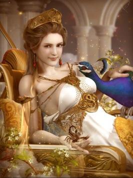 Hera-goddess