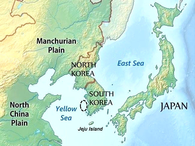 Korean-Peninsula