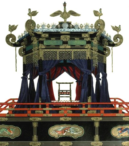Taisho_enthronement