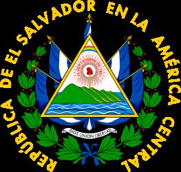 Quốc huy El Salvador (wikipedia.org)