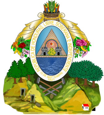Quốc huy Honduras (wikipedia.org)