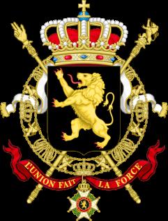 Quốc huy Bỉ