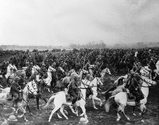Polish Cavalry in the 1930s