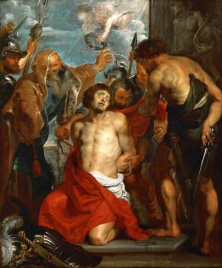 the-martyrdom-of-saint-george-peter-paul-rubens